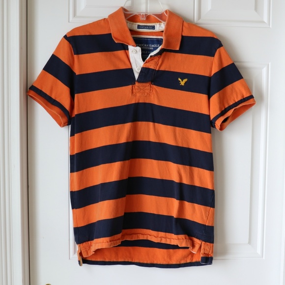6c219a4af American Eagle Outfitters Other - American Eagle Men s Polo Rugby Shirt  Medium
